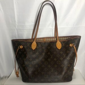 Louis Vuitton Monogram Neverfull MM Tote